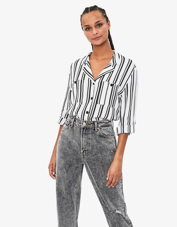 bcb745b28576 Camicie da donna - Saldi estivi 2019 | Bershka