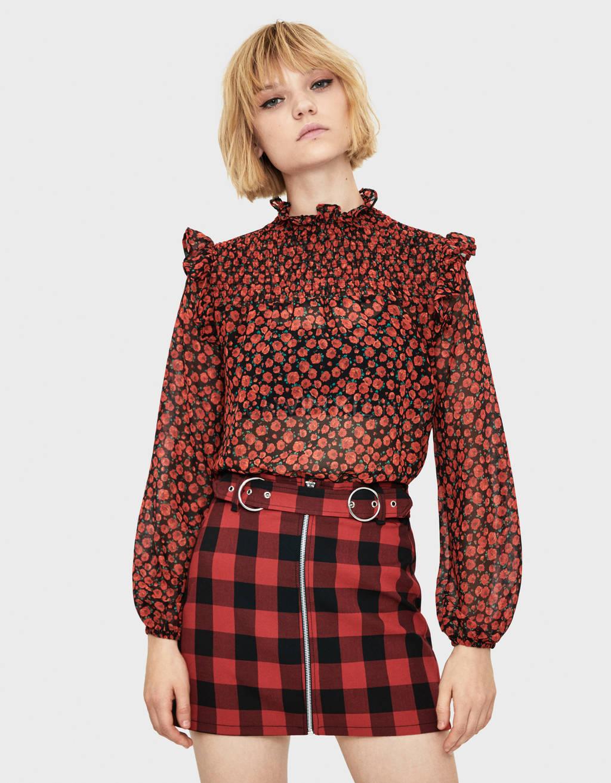 size 40 7eec0 42329 Bluse e camicie da donna - Autunno 2019 | Bershka