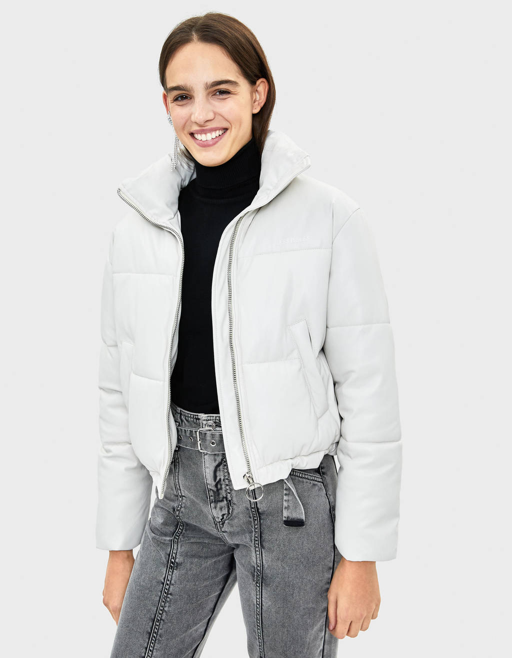 a6800be7d Women's jackets - Fall 2019 | Bershka