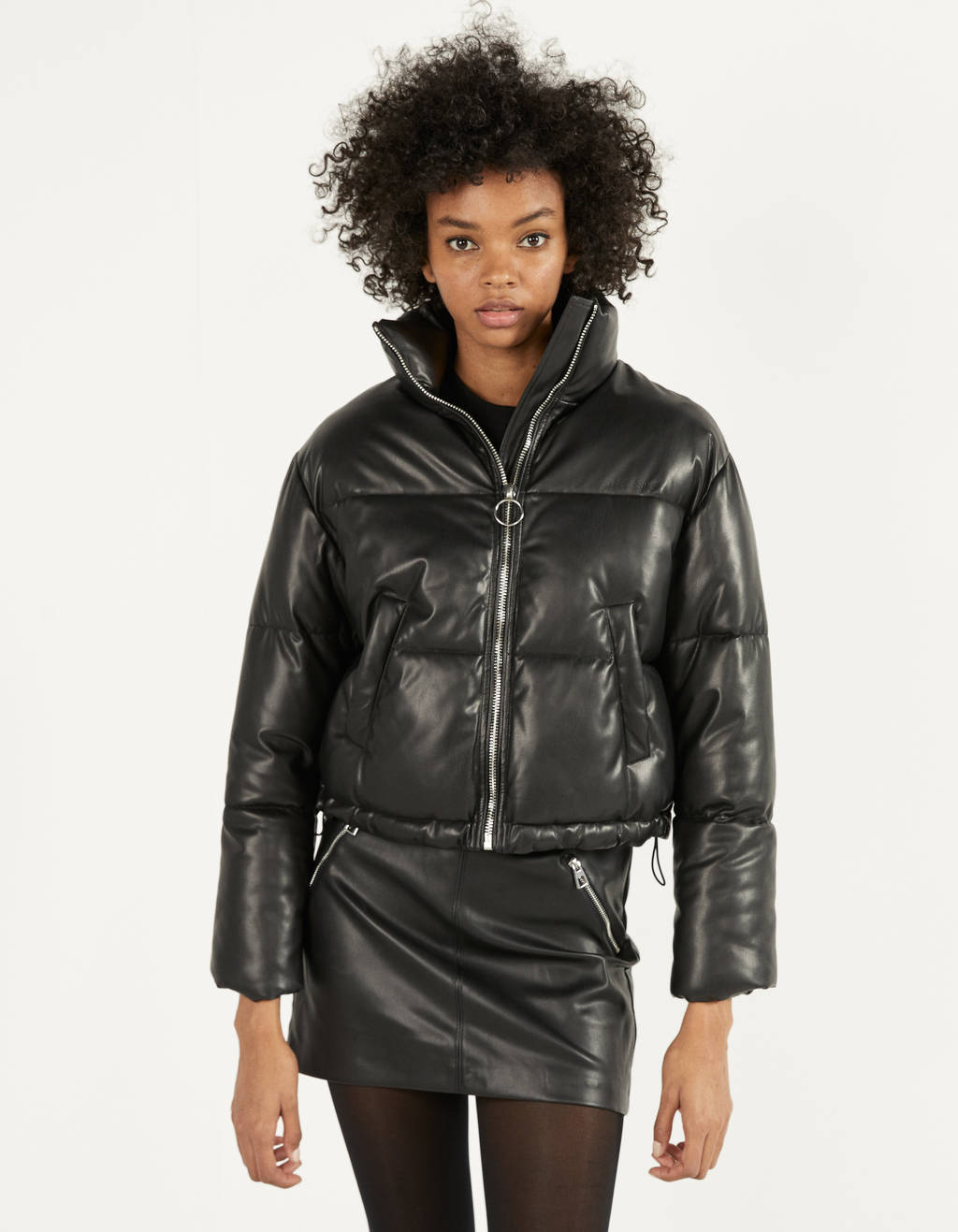 5c05ddf4bd Women's jackets - Fall 2019 | Bershka