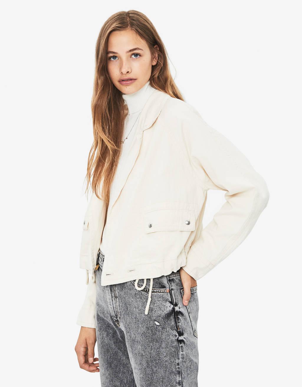Lanena jakna
