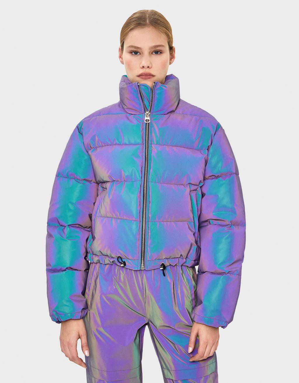 TIDAL x Bershka puffer jacket