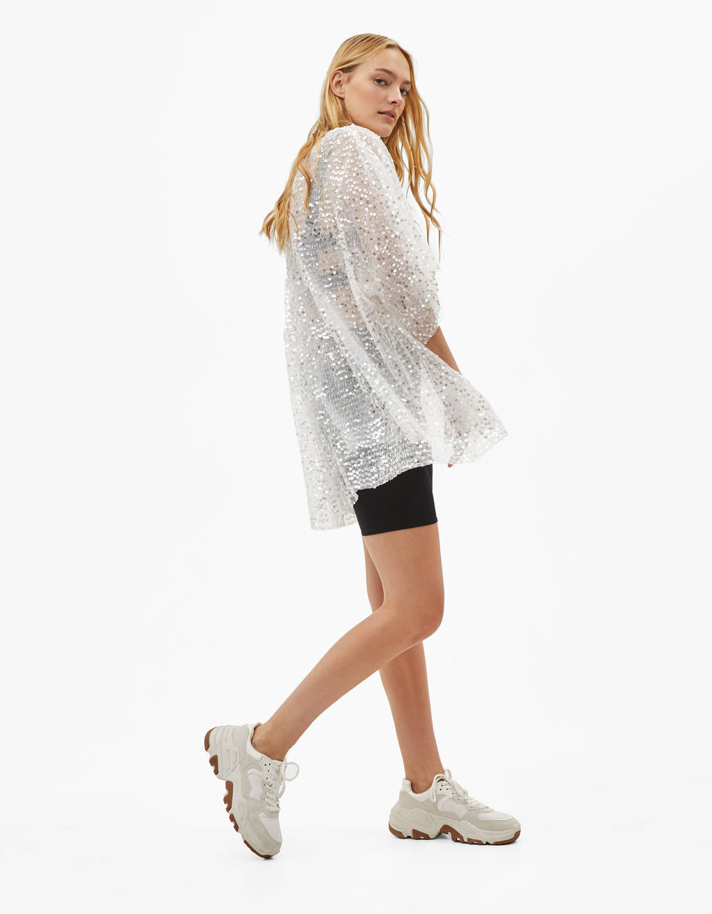0a16a5d54 Party Collection - COLLECTION - WOMEN - Bershka United States
