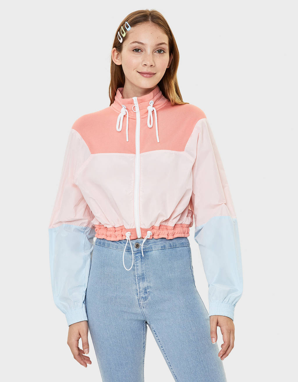e3a1db878 Women's jackets - Fall 2019 | Bershka