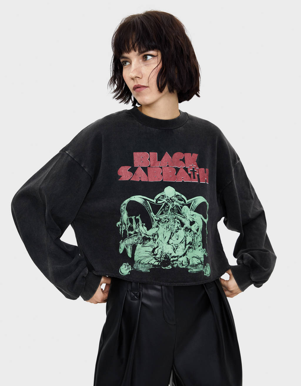 Sweatshirt Black Sabbath