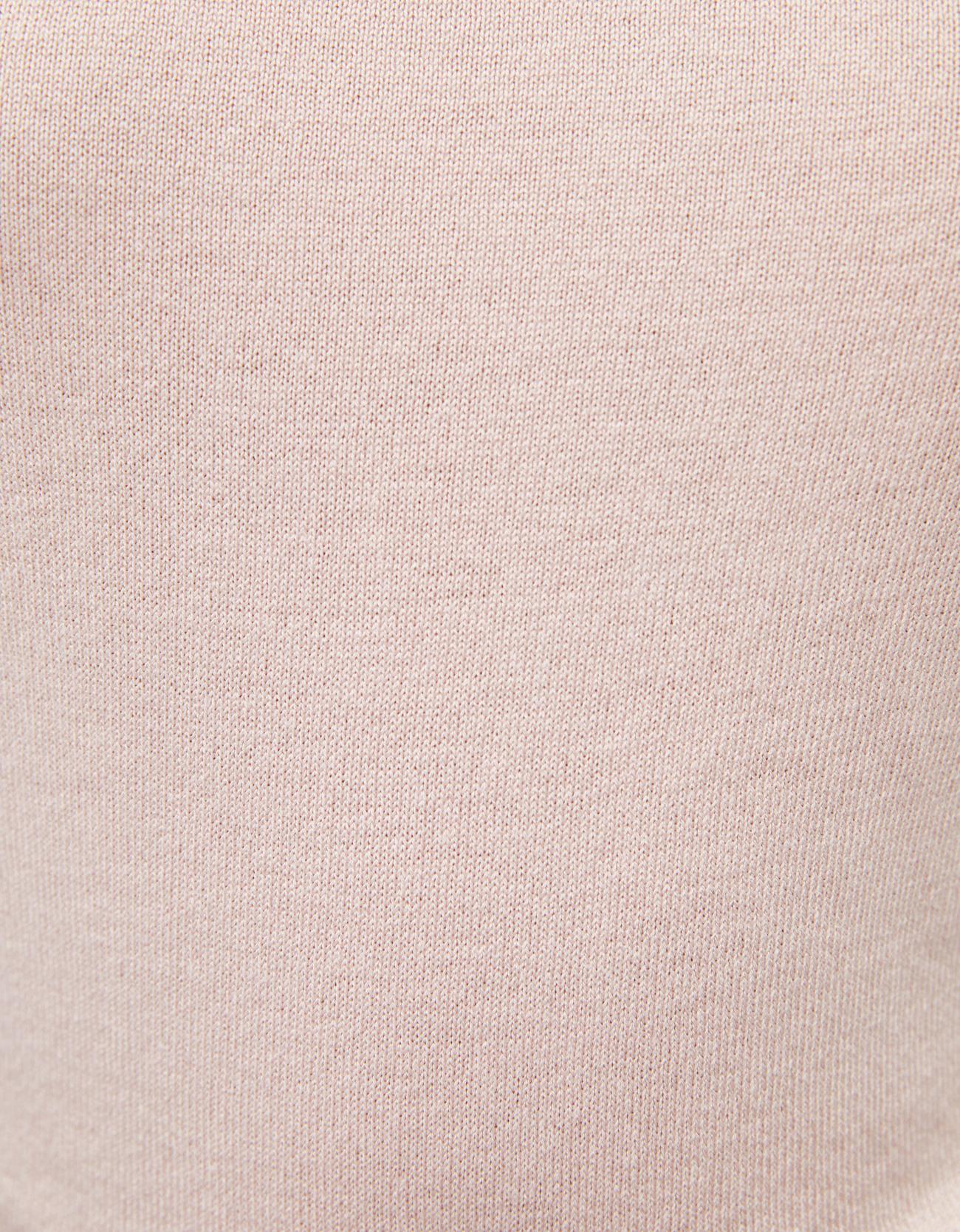 Свитер с короткими рукавами Розовый Bershka