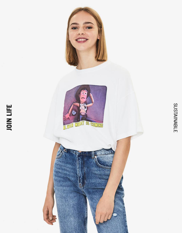 Toy Story print T-shirt