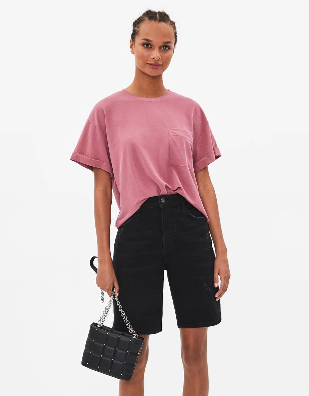 77d00bdae3735d Magliette da donna - Saldi estivi 2019 | Bershka