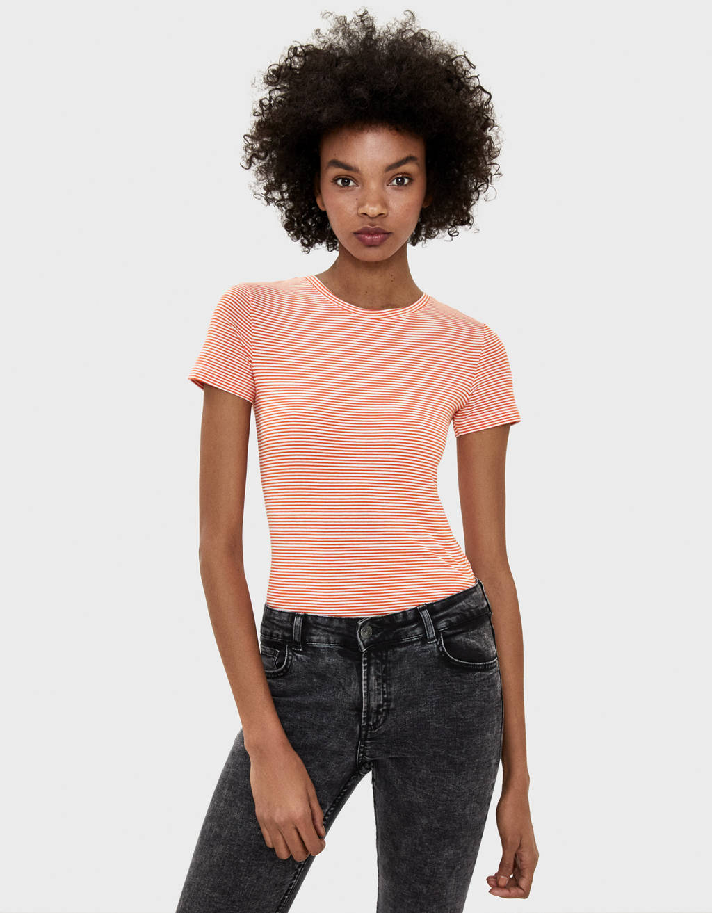 Womens T Shirts Fall 2019 Bershka