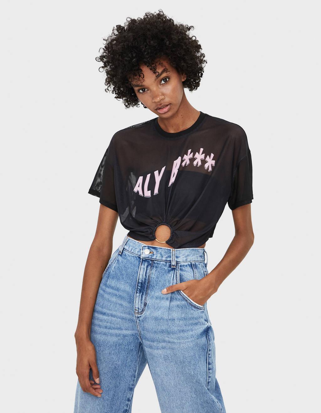 Tule t-shirt Ali B
