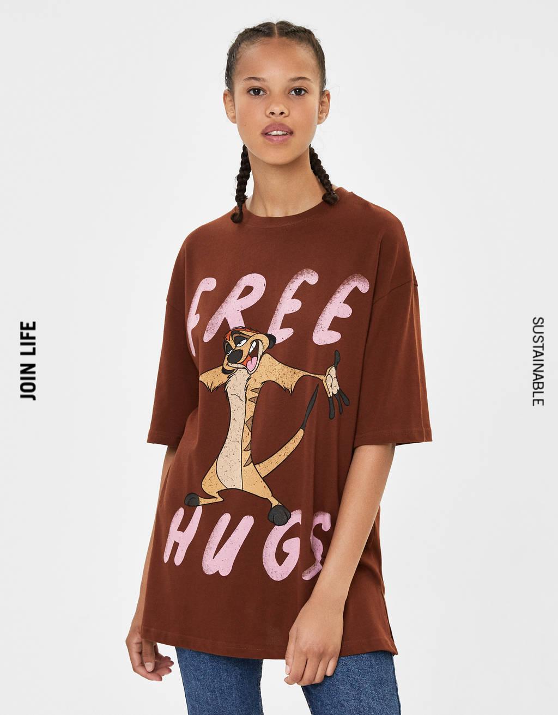 T-shirt do Rei Leão