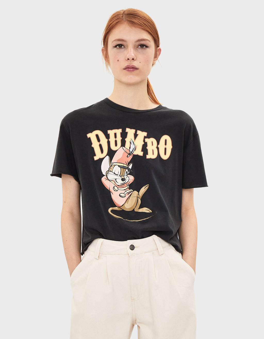 Cropped t-shirt Dumbo