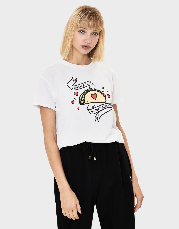 Majica s printom