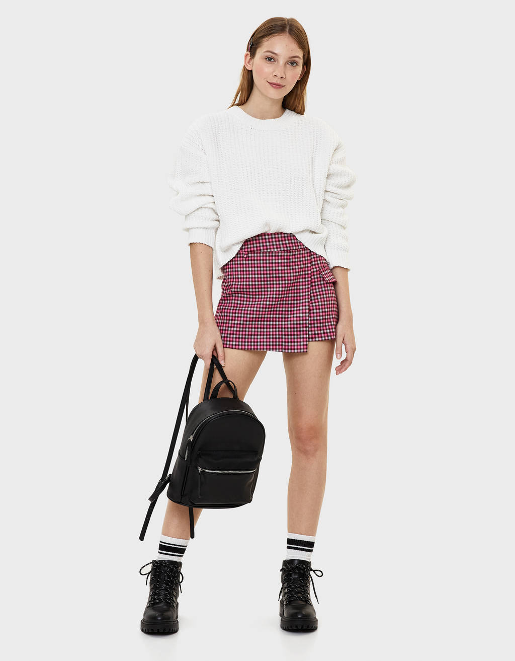 f57a5e3e621d8 Women's skirts - Fall 2019 | Bershka