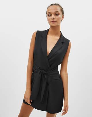 ff93dc6301 Blazers pour femme - Soldes d'été 2019 | Bershka