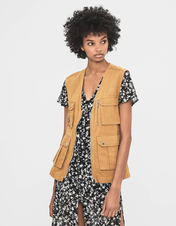 Utility vest TENCEL®