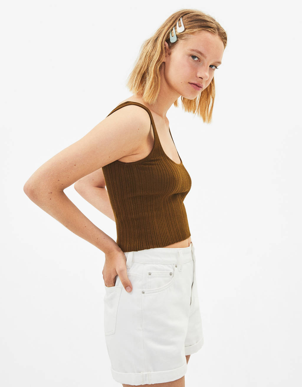 87835f1f Women's Knitwear - Summer Sale 2019 | Bershka