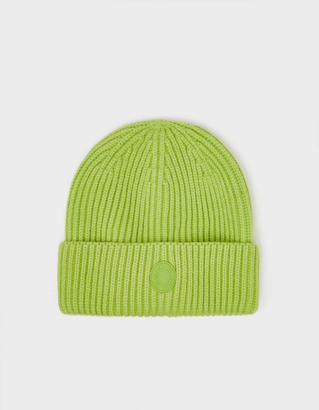 ショートビーニー帽