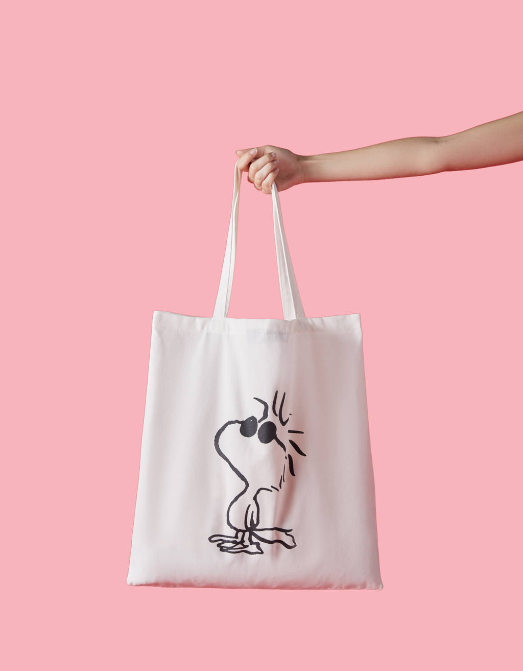 Shopping bag Snoopy