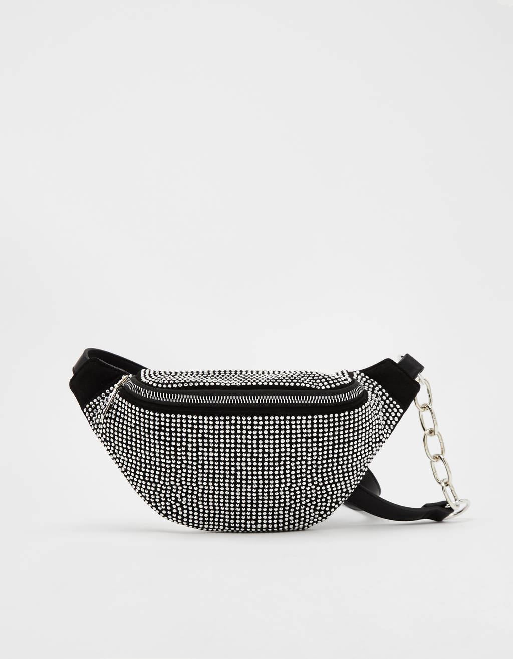 Fanny pack with chain