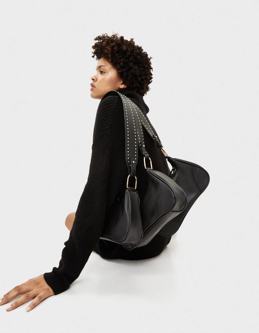 Τσάντα χειρός με τρουκ