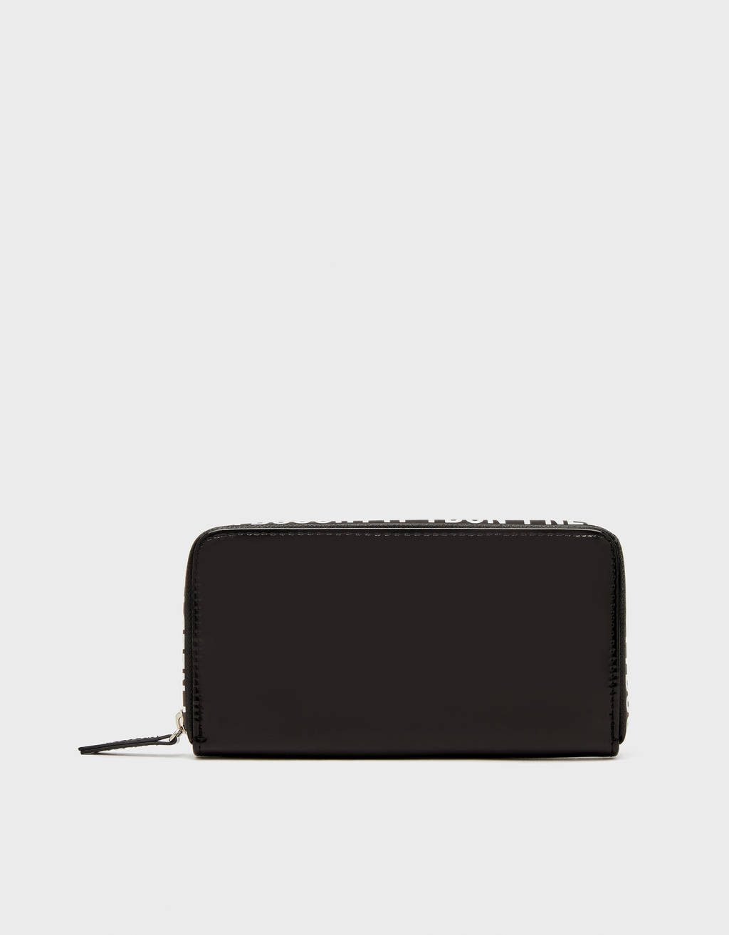 Desenli vinil cüzdan