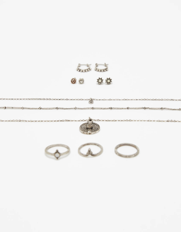 Boho jewellery set
