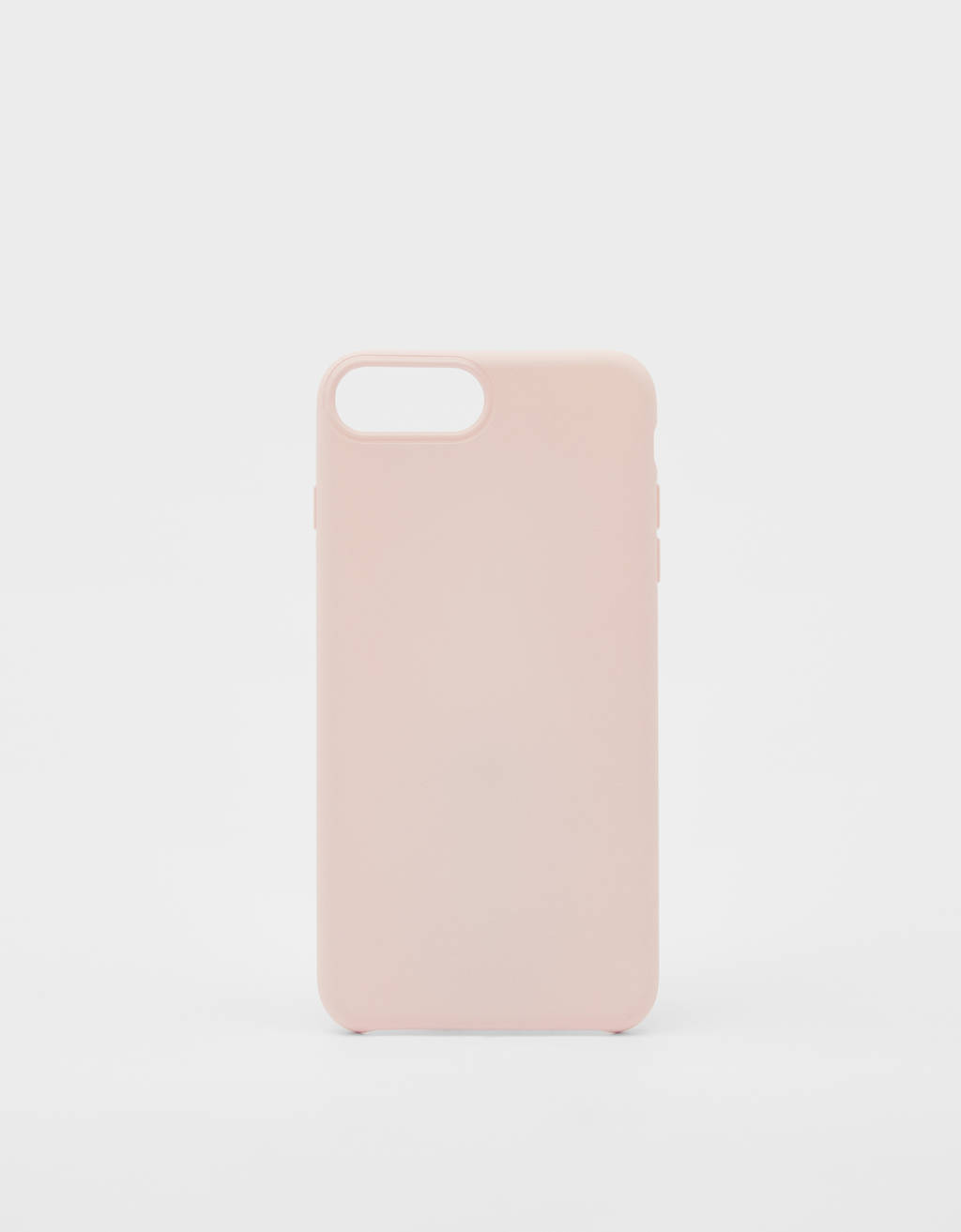 Cover in tinta unita per iPhone 6 plus / 7 plus / 8 plus