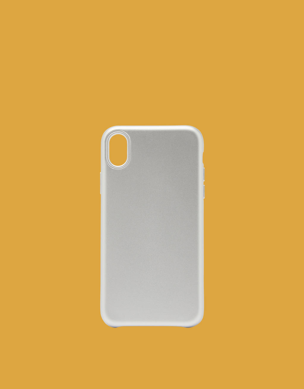 Plain iPhone XR case