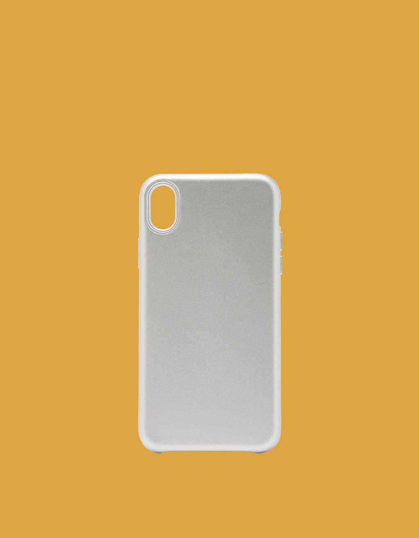 Plain iPhone XR case
