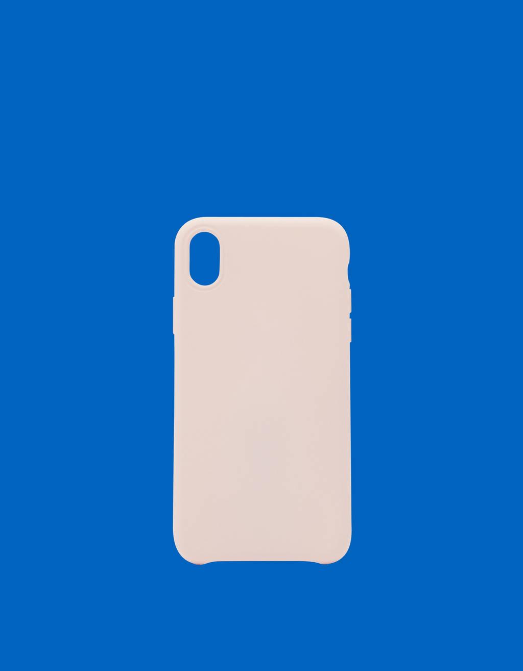 Carcasa monocolor iPhone XR