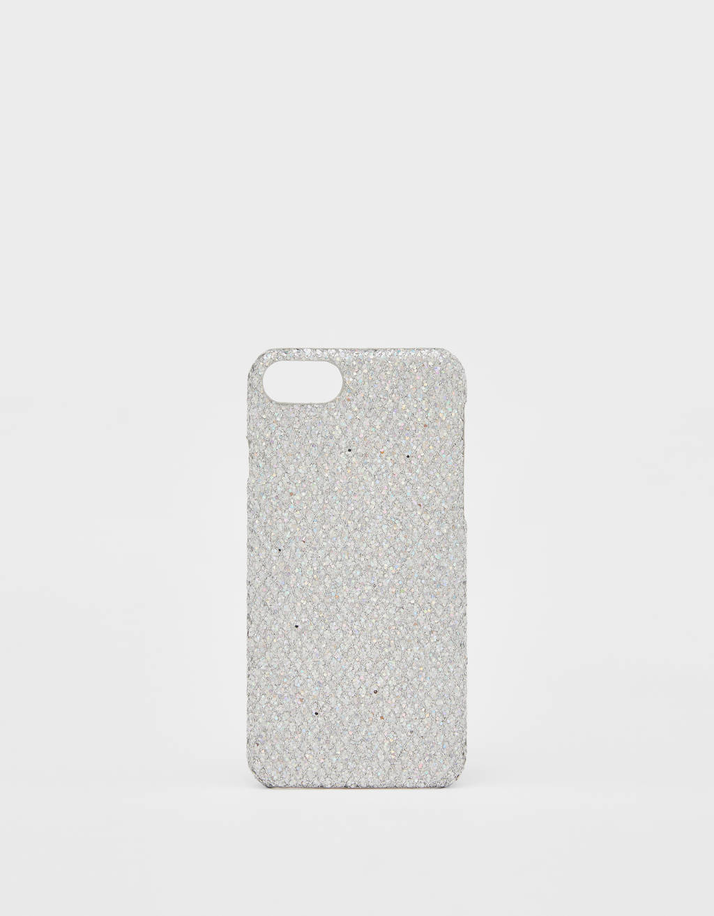 Carcasa con brillos iPhone 6 / 7 / 8