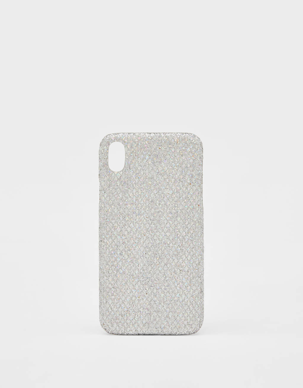 Sparkly iPhone XR case