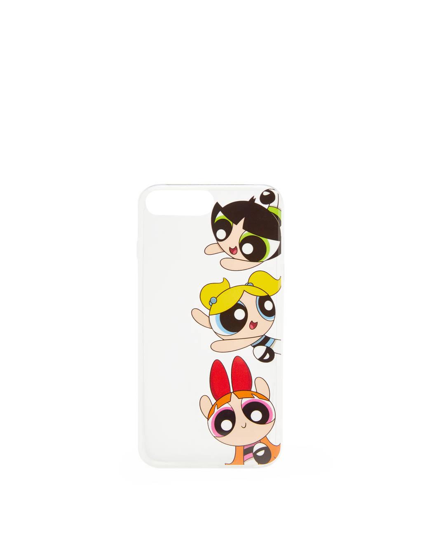 Capa das Powerpuff Girls iPhone 6 Plus / 7 Plus / 8 Plus