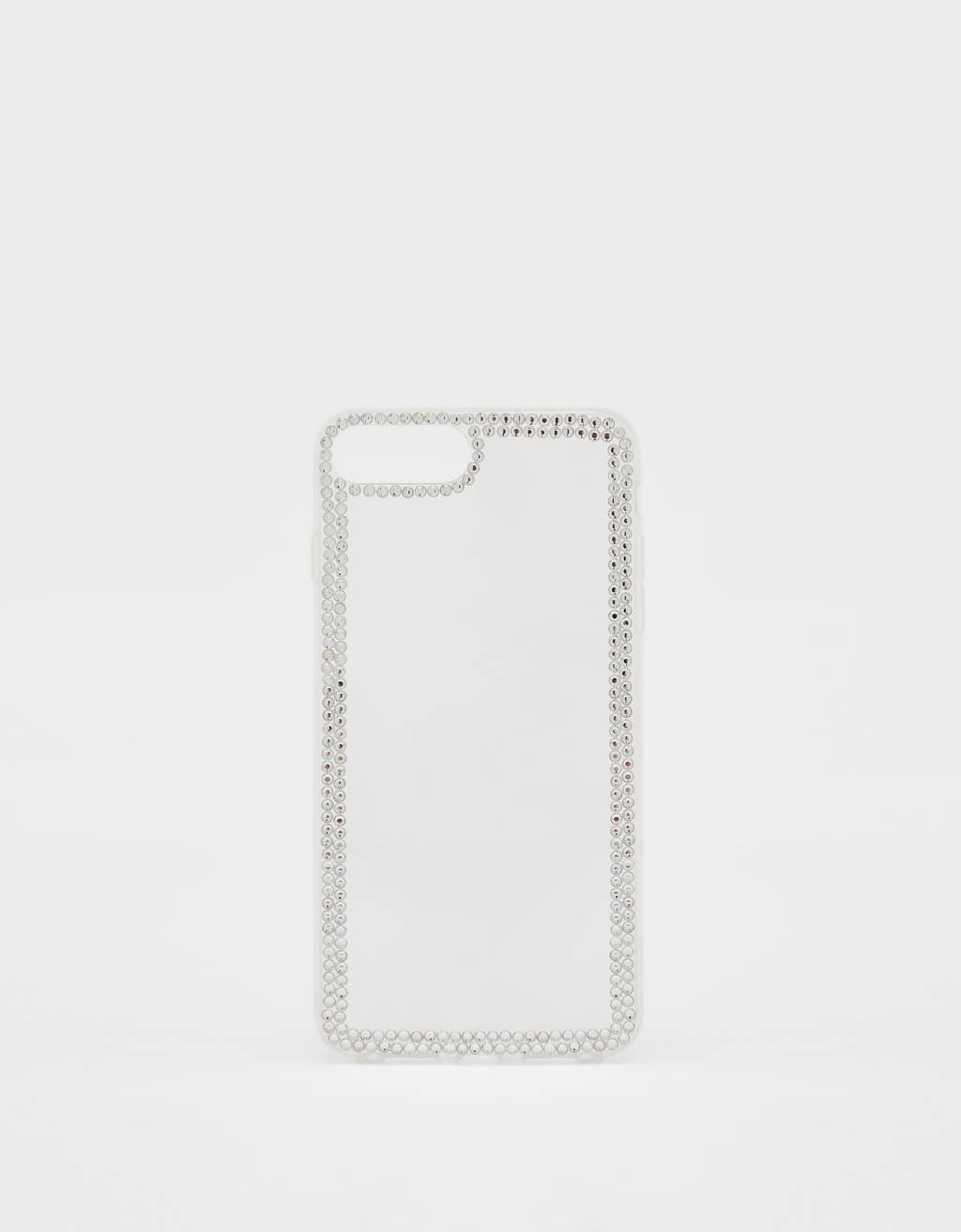 Carcasa con brillos iPhone 6 plus / 7 plus / 8 plus