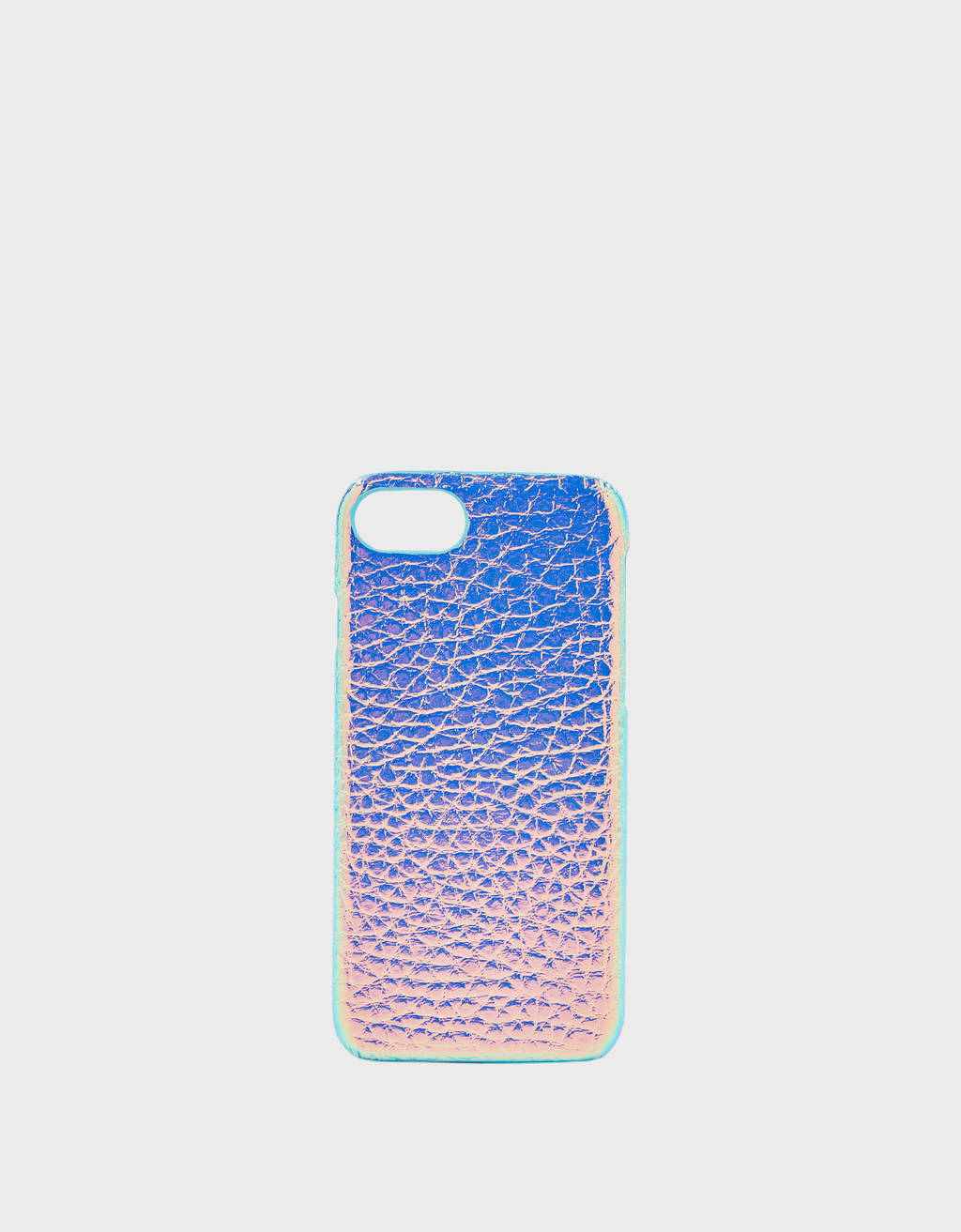 Iriserende cover til iPhone 6 / 7 / 8