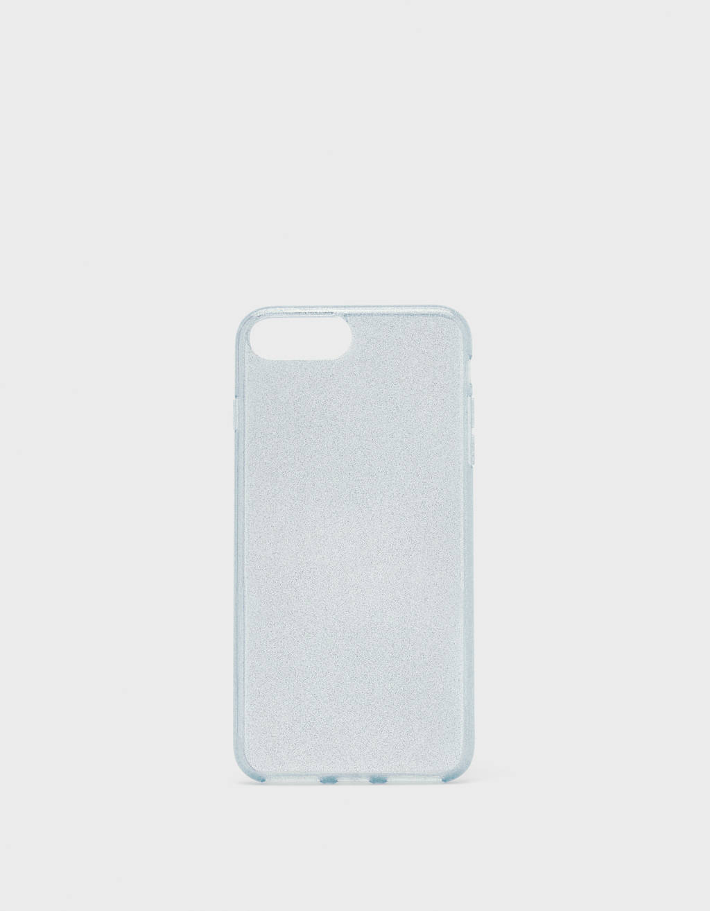 Carcasa con purpurina iPhone 6 plus / 7 plus / 8 plus