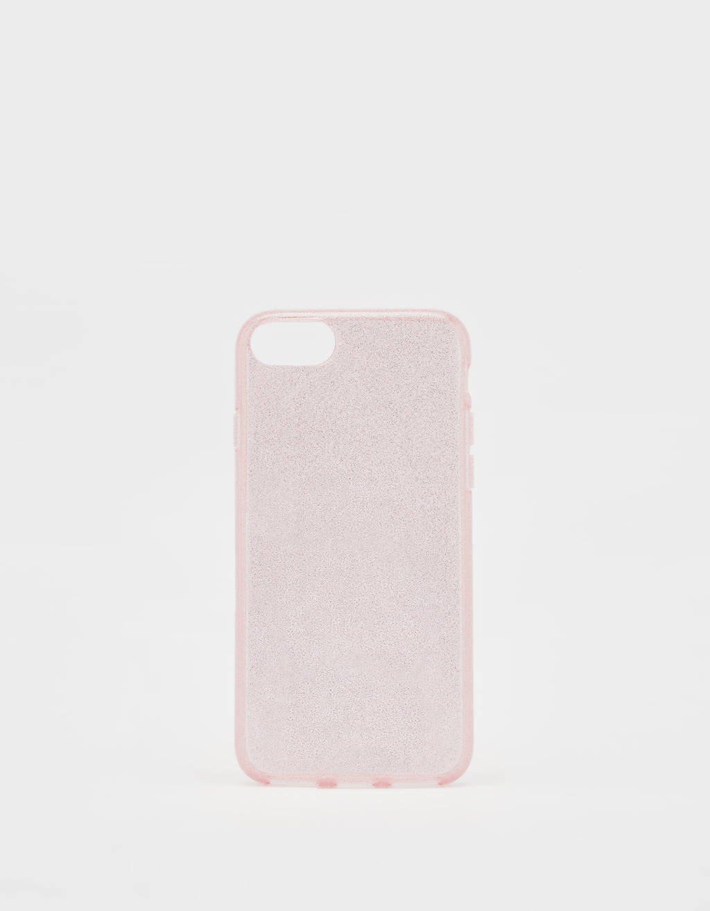 Carcasa con purpurina iPhone 6 / 7 / 8