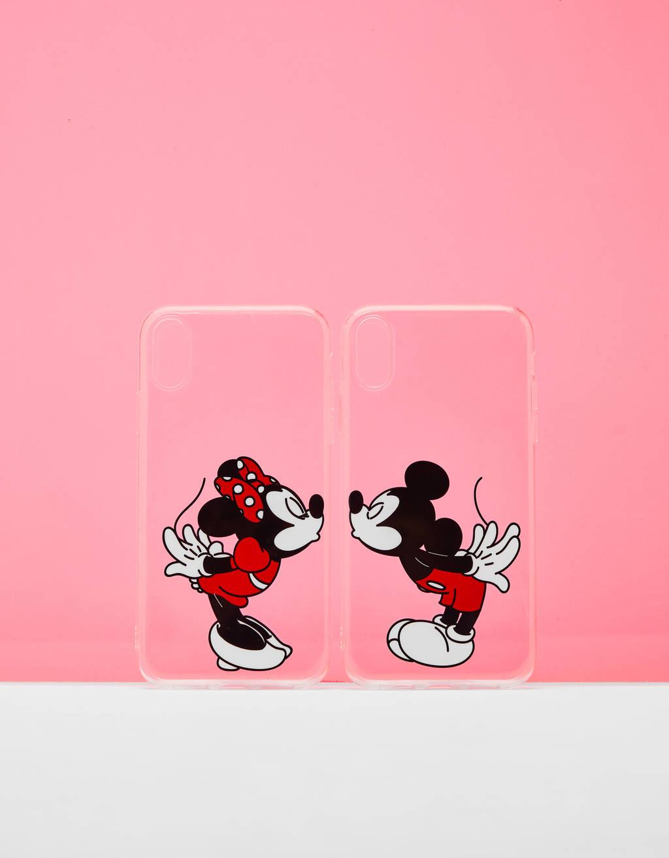 Mickey Mouse iPhone XR telefon kılıfı