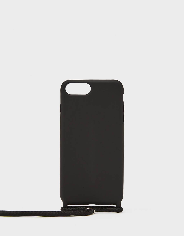 Carcasa con cordón iPhone 6 plus / 7 plus / 8 plus