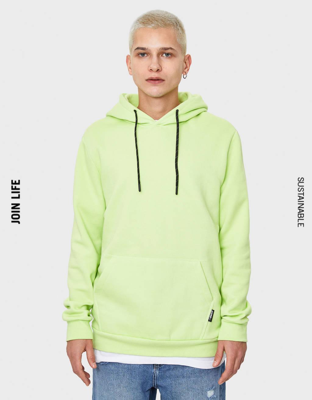 Kapuzen-Sweatshirt