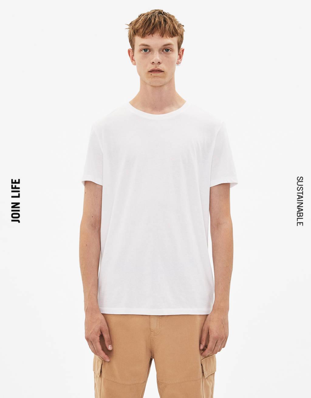 Majica s okruglim izrezom