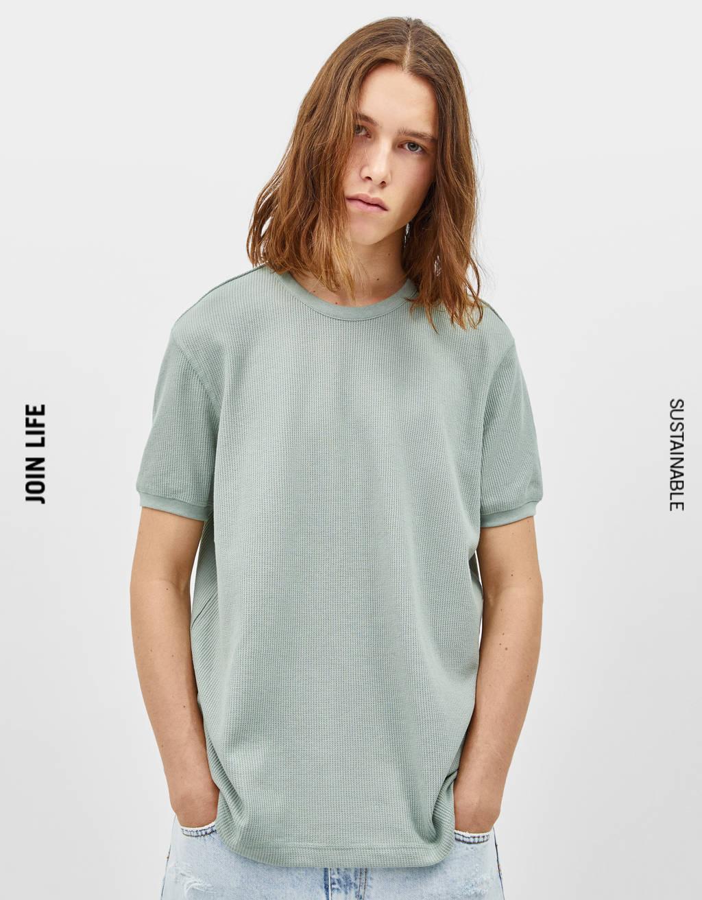 badcebcf514d Men's T-Shirts - Spring Summer 2019 | Bershka