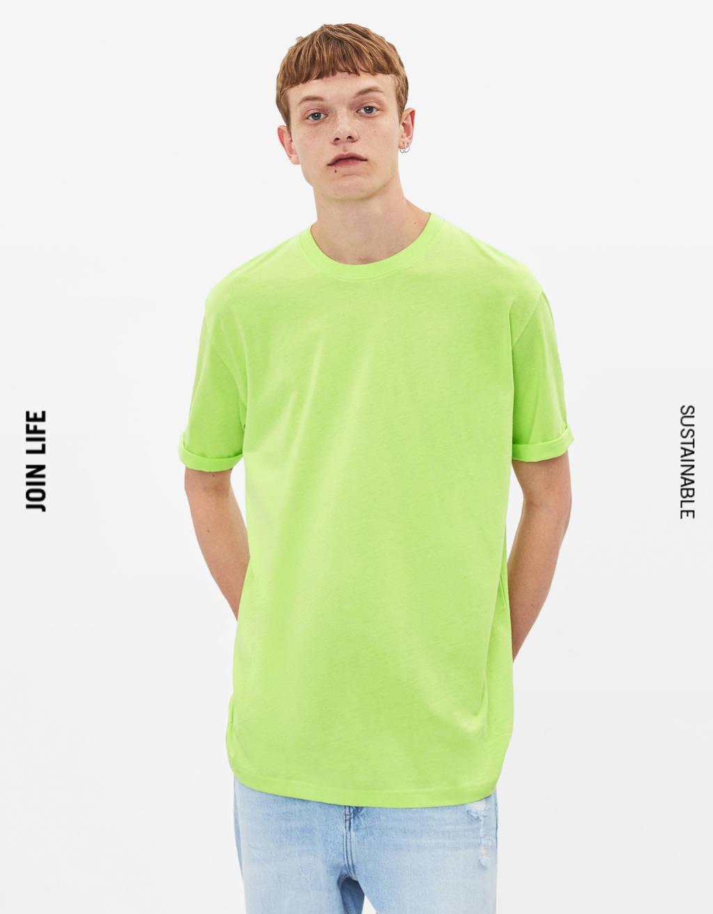 333e663fe Polos y camisetas de hombre - Primavera Verano 2019 | Bershka