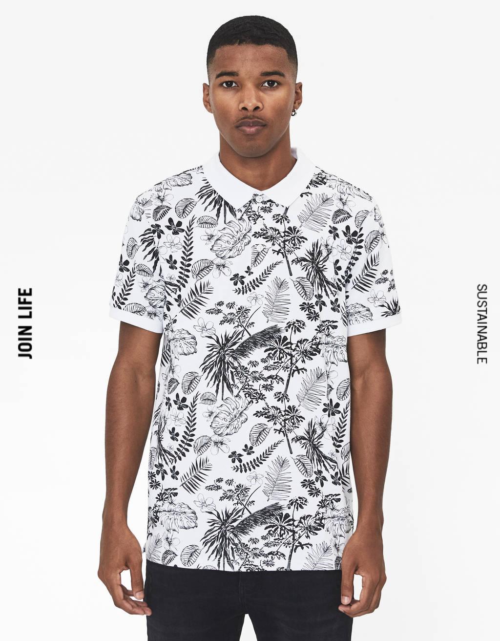 Polo marškinėliai trumpomis rankovėmis