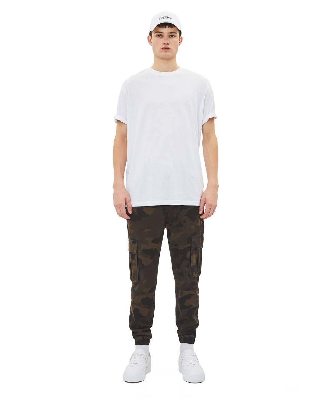 tra qualche giorno ultima vendita orologio Pantaloni militari con cintura