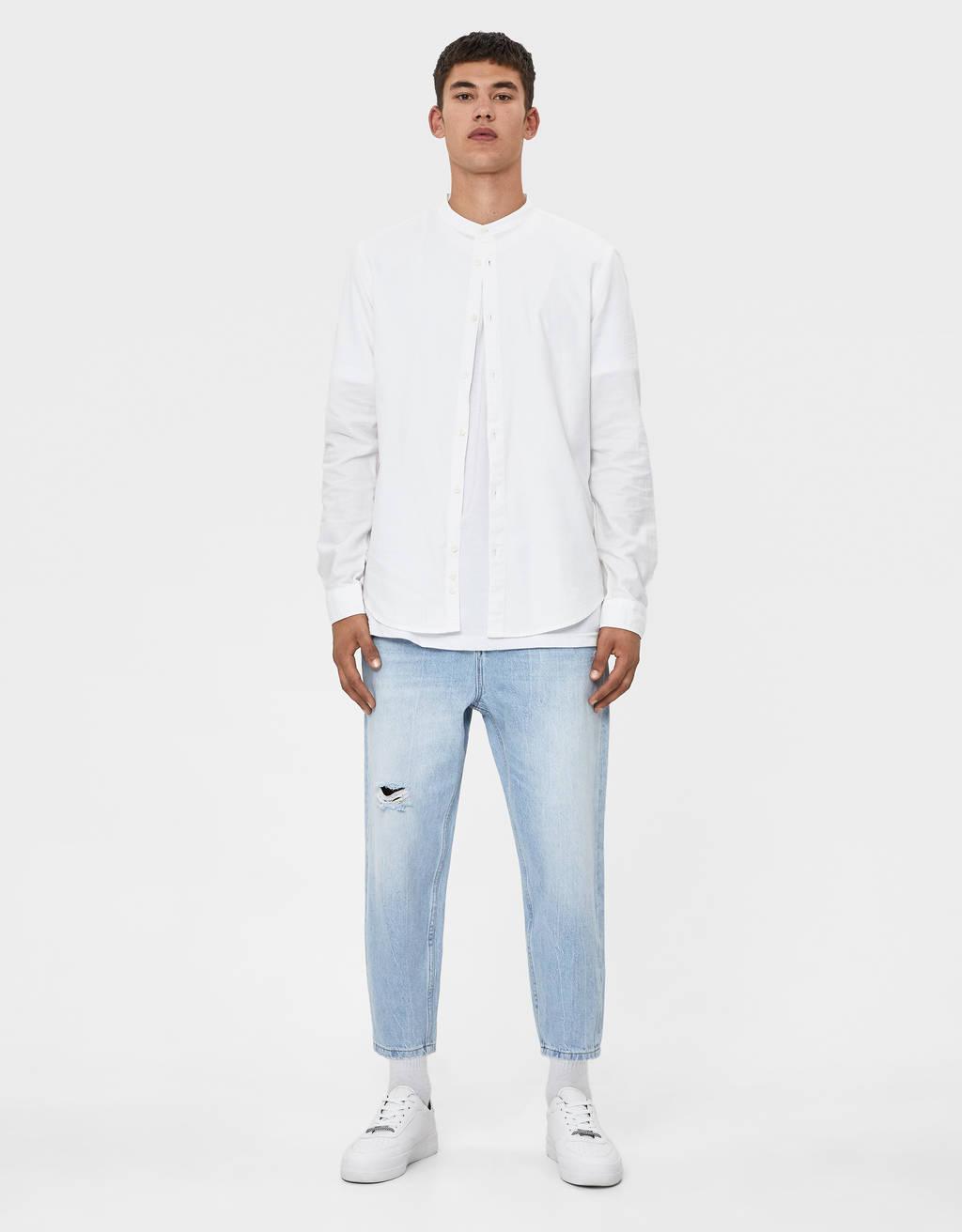 Pantalones vaqueros de hombre Otoño 2019 | Bershka