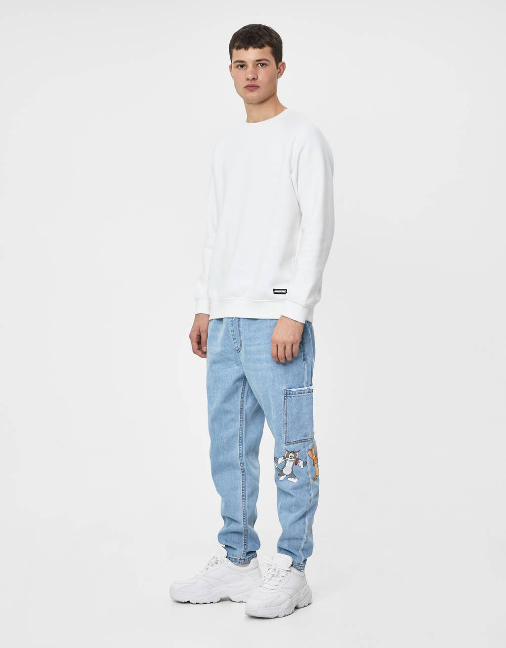 Tom & Jerry joggers