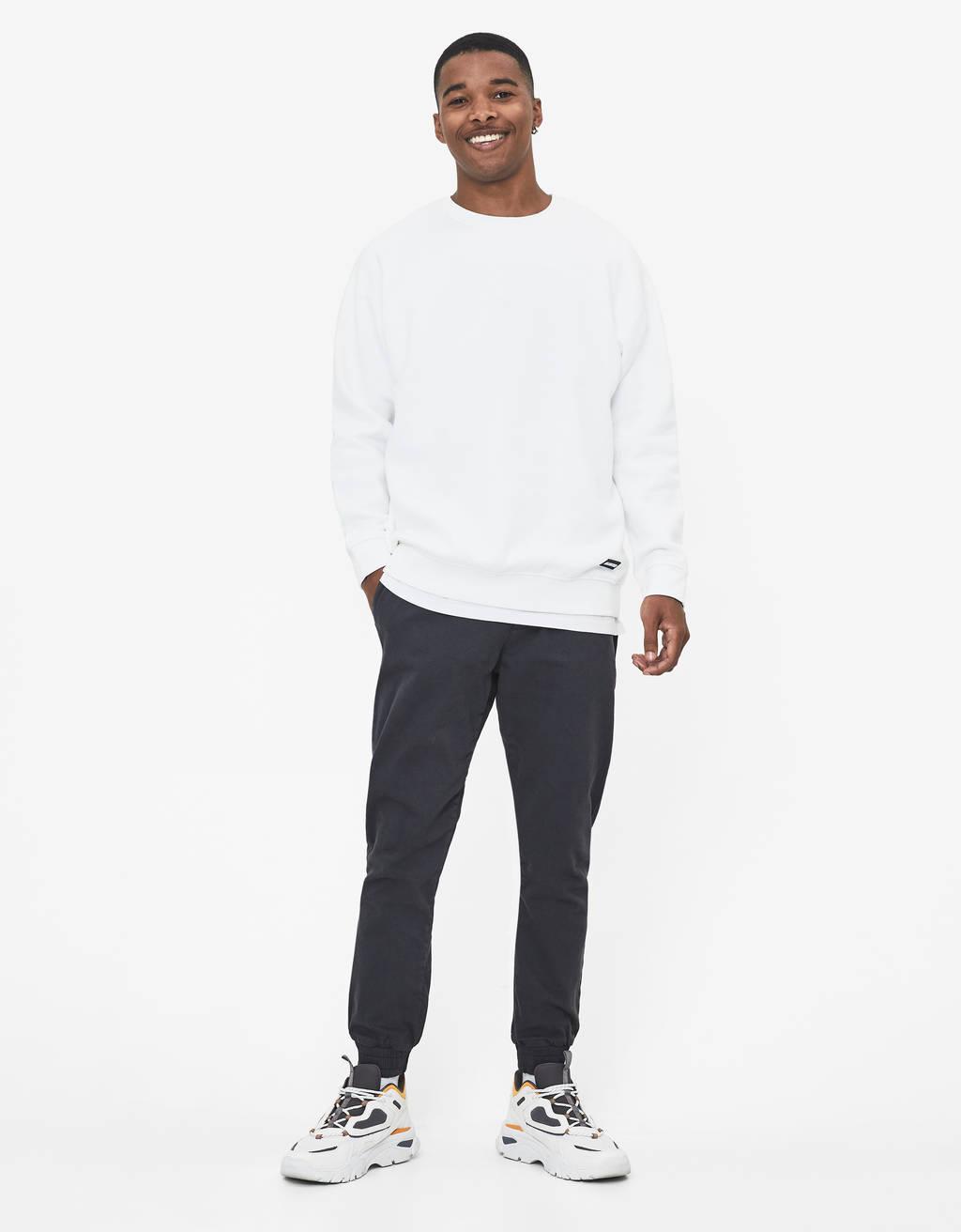 Slim Fit jogging trousers