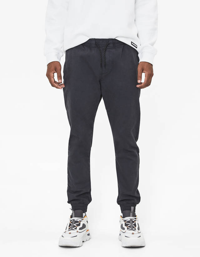 4d2cf604a5bb83 Pants - COLLECTION - MEN - Bershka United States